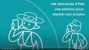 Vidéo MySmartBattery : la batterie 100% intelligente par MyLight Systems