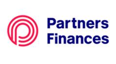 Logo partenaire Partner finance de Novita