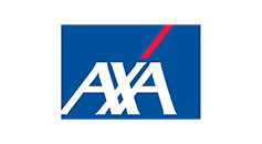 Logo Axa partenaire Novita