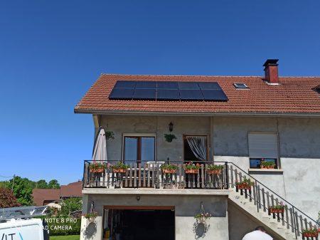 Panneau solaire Novita pour Thermosolaire sur toiture