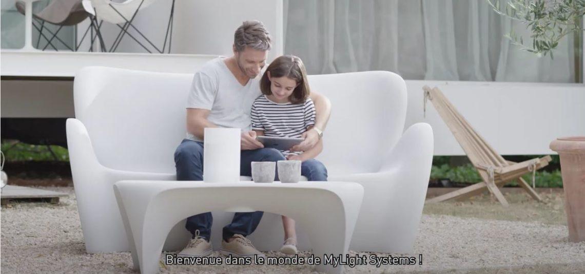 Vidéo MyLight Systems